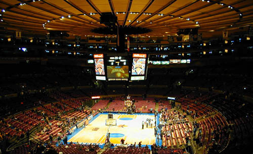 ... New York City, NY 10001 Opened Former Locations: 1879, 1890, 1925.  Owner: Cablevision (through Madison Square Garden, L.P.) Operator  Cablevision