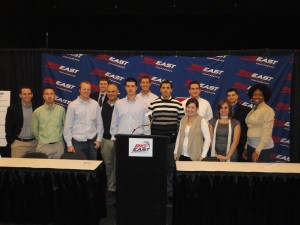 Volvo Contestants Big East Media Day