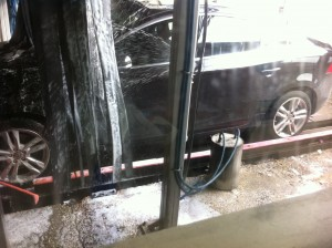volvo carwash