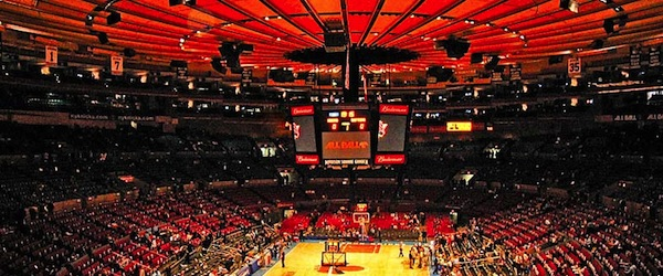St John S To Host 2014 Ncaa Tournament Games At Madison Square Garden