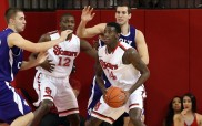 NCAA Basketball: Holy Cross at St. John's