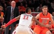 NCAA Basketball: Syracuse at St. John's